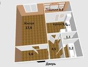 Продается 1-комнатная квартира с евроремонтом ул. 50 лет Победы.