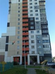 Продаётся двухкомнатная квартира в микрорайоне Брилевичи по улице Наполеона Орды 9