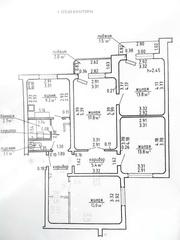 4-х комнатная квартира по цене двухкомнатной в Гатово - 5 км. от кольц