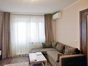 Двухкомнатная квартира улучшенной планировки  в кирпичном доме.
